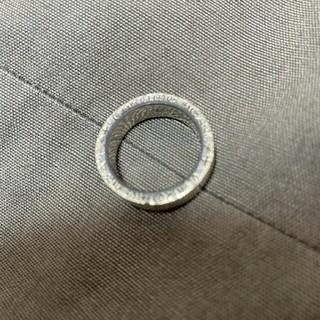 クロムハーツ(Chrome Hearts)のクロムハーツ リング プレーン 約8号(リング(指輪))
