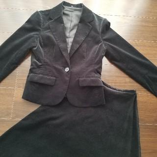 ムジルシリョウヒン(MUJI (無印良品))の無印良品 ジャケット&フレアースカート(テーラードジャケット)