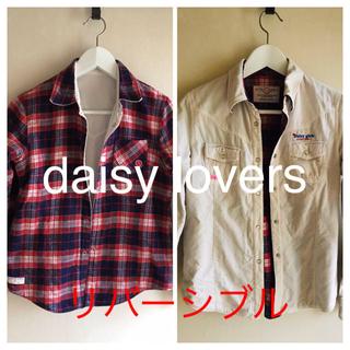 デイジー(Daisy)のデイジーラバーズ リバーシブル ジャケット 女児150(ジャケット/上着)