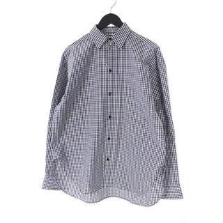 バレンシアガ(Balenciaga)の※今週まで※ BALENCIAGA 17SS オーバーサイズチェックシャツ(シャツ)