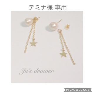 テミナ様 専用ページ(ピアス)