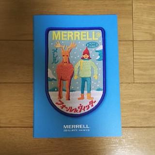 メレル(MERRELL)のMERRELL メレル 2019年 ウインター カタログ(スニーカー)