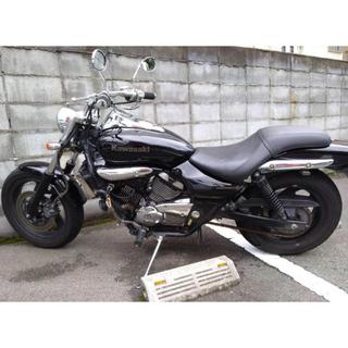 カワサキ(カワサキ)のエリミネーター250V 2007年式 好調 上物(車体)