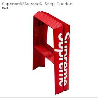 シュプリーム(Supreme)のSupreme Lucano 脚立(その他)