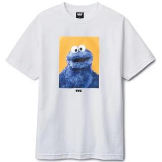 エフティーシー(FTC)のFTC セサミストリート クッキーモンスター Tシャツ M(Tシャツ/カットソー(半袖/袖なし))