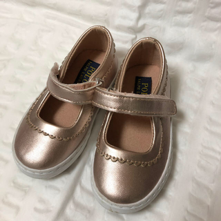ポロラルフローレン(POLO RALPH LAUREN)のPOLO RALPHLAUREN 〜子供靴〜 (スニーカー)