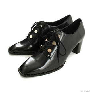 ランダ(RANDA)のRANDA 大人気 レースアップシューズ(ローファー/革靴)