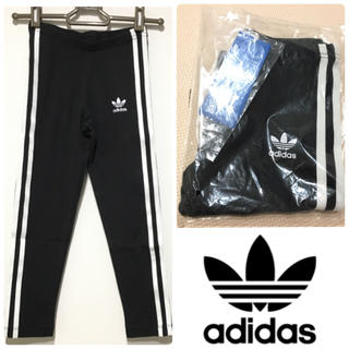 アディダス(adidas)のアディダスオリジナルス 新品 110 レギンス(パンツ/スパッツ)