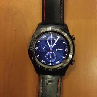 ポルシェデザイン(Porsche Design)のポルシェデザイン スマート ウォッチ P9820 huawei(腕時計(デジタル))