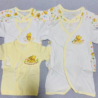 ニシマツヤ(西松屋)の新生児 肌着 セット(肌着/下着)