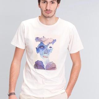 アニエスベー(agnes b.)の❤️完売品❤️ ⭐️超美品⭐️アニエスベー   コラボTシャツ(Tシャツ(半袖/袖なし))