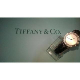 ティファニー(Tiffany & Co.)のTIFFANY・ATLAS・watchs(腕時計)