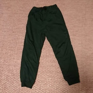 ジーユー(GU)のGU  男児用  裏フリース  ロング パンツ  150cm(パンツ/スパッツ)