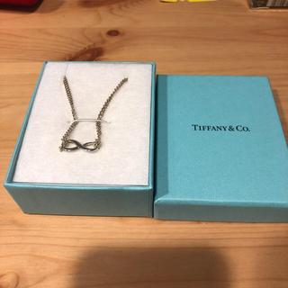 ティファニー(Tiffany & Co.)のティファニー インフィニティペンダント(ネックレス)