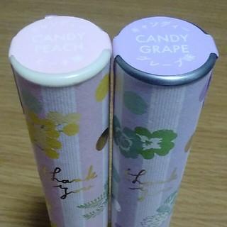 アフタヌーンティー(AfternoonTea)のアフタヌーンティー 筒入りキャンディー 二個。(菓子/デザート)