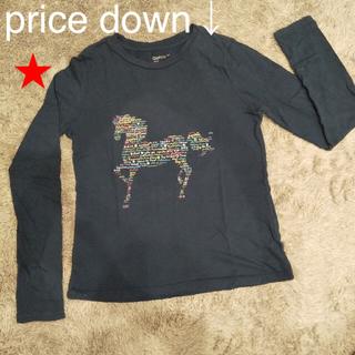 ギャップ(GAP)の160cm☆カットソーGAP(Tシャツ/カットソー)