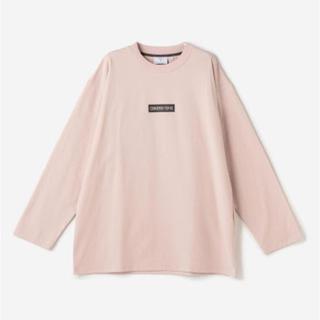 コンバース(CONVERSE)のボックスロゴロンT(Tシャツ/カットソー(七分/長袖))