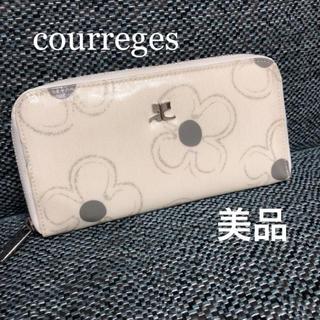 クレージュ(Courreges)のクレージュ 長財布(財布)