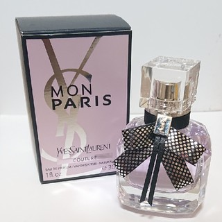Yves Saint Laurent Beaute - YSL モン パリ クチュール オーデパルファム 30ml