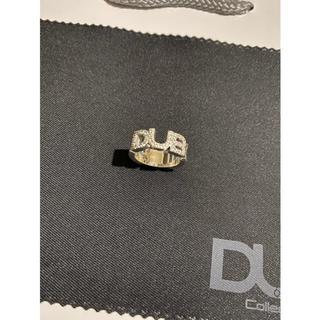 ダブコレクション(DUB Collection)の激レア DUB ジルコニア キラキラ リング 7号 さくりな ピンキーリング(リング(指輪))