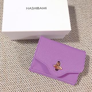 ナノユニバース(nano・universe)のhashibami ミニウォレット 新品未使用(財布)