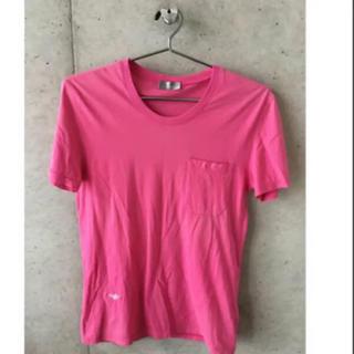 ディオールオム(DIOR HOMME)のDior Homme ディオールオム   蜂 刺繍 Tシャツ カットソー(Tシャツ/カットソー(半袖/袖なし))