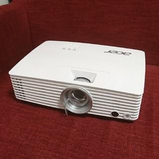 エイサー(Acer)のAcer プロジェクター H6502BD(3400ルーメン/フルHD/3D対応)(プロジェクター)