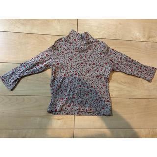 ユニクロ(UNIQLO)の値下げ!UNIQLO タートルネック カットソー100(Tシャツ/カットソー)