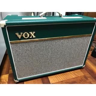 ヴォックス(VOX)のぶた様専用 VOX AC15C1-BRG 限定色!(ギターアンプ)