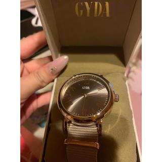 ジェイダ(GYDA)のGYDA 腕時計(腕時計)