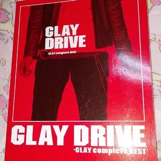 GLAY バンドスコア DRIVE(ポピュラー)