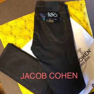 JACOB COHEN - 新品タグハンカチ付 ヤコブコーエン 31 ストレッチストレートデニム
