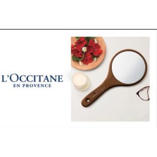 L'OCCITANE - ロクシタン ウッドミラー