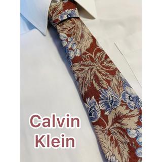 カルバンクライン(Calvin Klein)の【236】カルバンクライン ネクタイ クラシック柄(ネクタイ)