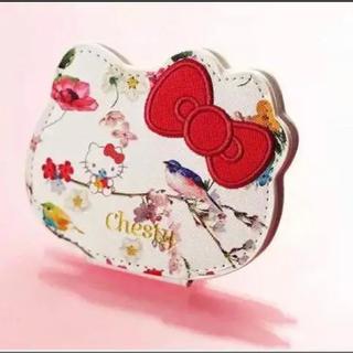 チェスティ(Chesty)の美人百花付録Chesty×Hello Kitty拡大鏡付き両面コンパクトミラー(ミラー)