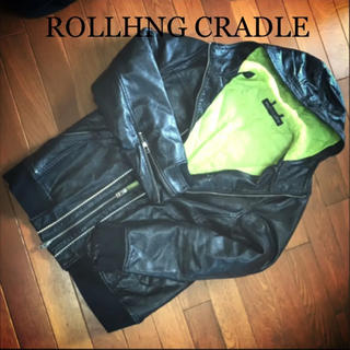 ローリングクレイドル(ROLLING CRADLE)のrolling cradle ジャケット(ナイロンジャケット)