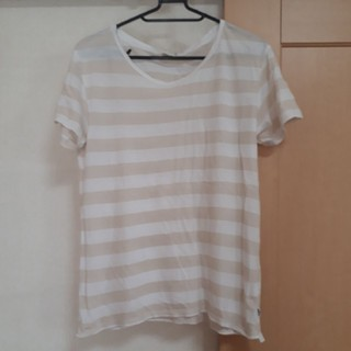 リーバイス(Levi's)のLevi's レディース半袖シャツ(Tシャツ(半袖/袖なし))