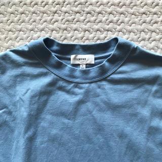 ハイク(HYKE)のHYKE ハイク 半袖 Tシャツ(Tシャツ(半袖/袖なし))