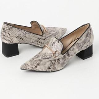 エイミーイストワール(eimy istoire)のビットローファー(ローファー/革靴)