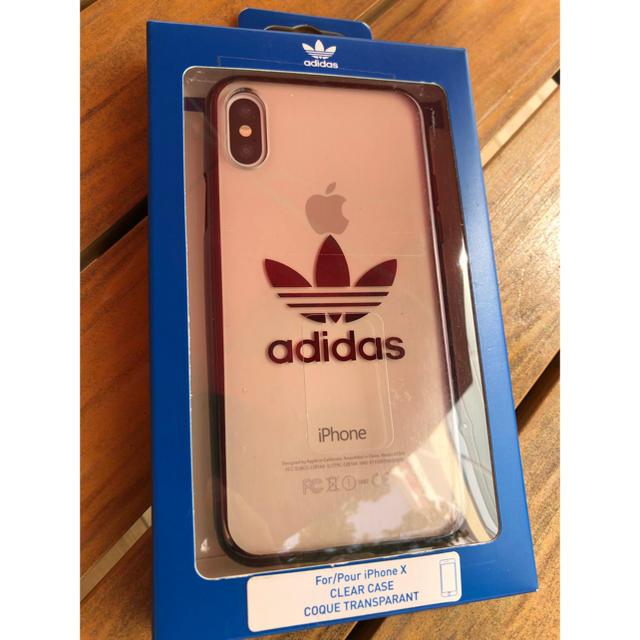 adidas(アディダス)のアディダスオリジナルス iphoneX クリアケース その他のその他(その他)の商品写真