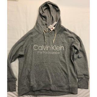 カルバンクライン(Calvin Klein)のカルバンクライン パーカー XL Calvin Klein  値下げ(パーカー)