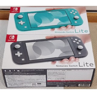 ニンテンドースイッチ(Nintendo Switch)の新品☆Nintendo Switch Lite 2台セット(家庭用ゲーム機本体)