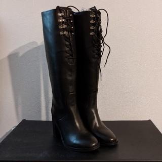 ディーゼル(DIESEL)の Alice2017様専用DIESEL ディーゼル ロングブーツ ブラック 39(ブーツ)