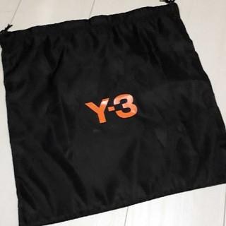 ワイスリー(Y-3)のワイスリー Y-3 シューズ袋 靴袋 シューズ入れ ナップサック 手提げ 巾着(ショップ袋)