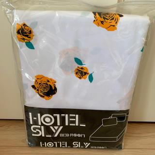 スライ(SLY)のレア HOTEL SLY ローズ柄布団カバー 新品(シーツ/カバー)