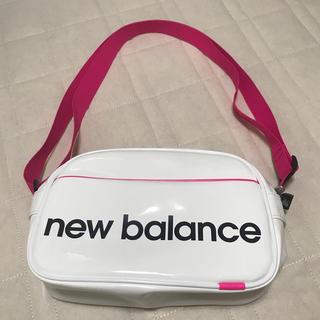 ニューバランス(New Balance)のNew Balance x earth エナメルポーチ(ショルダーバッグ)