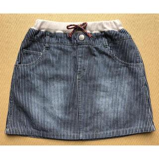 BREEZE - BREEZEデニムスカート 140cm