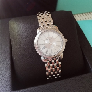 ティファニー(Tiffany & Co.)のティファニー腕時計*レディース*マークラウンド*美品*箱付き*(腕時計)
