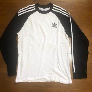 アディダス(adidas)のadidas アディダスオリジナル ロンT(Tシャツ(長袖/七分))