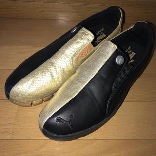 ミハラヤスヒロ(MIHARAYASUHIRO)のプーマ ミハラヤスヒロ MY-32 ブラック×ゴールド 27cm 新品正規(スニーカー)